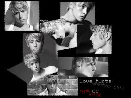 Mitch Hewer Wallpaper by 25djadja