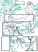 inhuman arc 12 pg 1 -inks stage- by not-fun