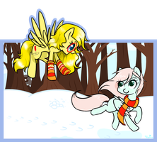 Warm Winter by true-amateur