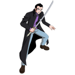 Duncan MacLeod by Glee-chan