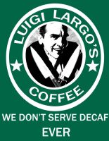 Luigi Largo Coffee by Teh-Ringmaster