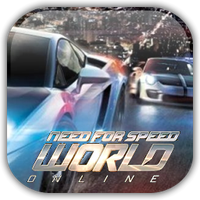 NFS World Online Game Icon by Wolfangraul