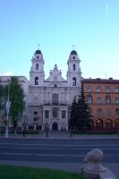 St. Mary cathedral 2 by Panopticon-Stock