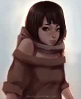 Sweater Weather by Amrao
