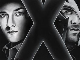 X-Men Days of Future Past by cconnell