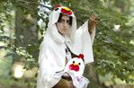 Shingeki no Kyojin: Lawson Chicken Levi 4 by Green-Makakas