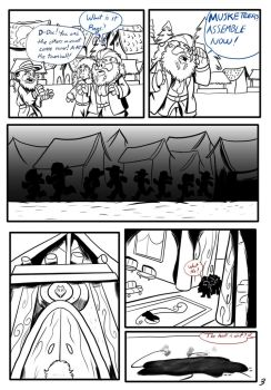 TOG Fire and Snow-page 3 by missuny
