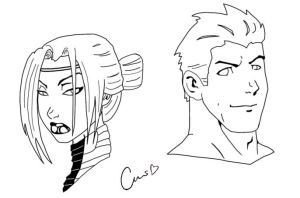 Ceres and Rhino by Simply-Ceres