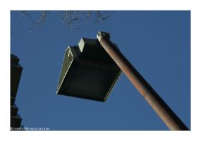 Bluesky Lamp by kingkool6
