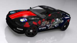 Strike Witches CanyonCar by skytire