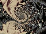 Viral Spiral # 42 by 2BORN02B