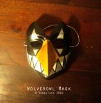 A Mask by Hobbitato
