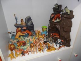 Lion King figures photo 1 by Pega-Flair