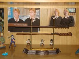 The Weasley Twins Sanctuary xD by EternalHime