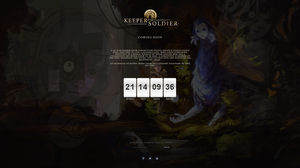 Keeper and The Soldier  [Web site design] by DenisLapi