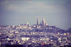 Montmartre by lucky-april