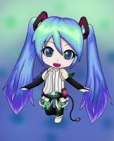 Miku Append by Megaxbytes