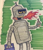 Bender - 076 of 365 by thegreatjery