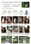 How to make a Totoro Costume by Caro by CaroCostume