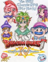 Dragon Quest IV DS by DragonQuestHero