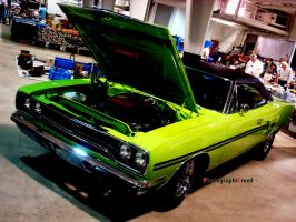 Green Power by PhotographiCreed