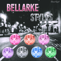 Bellarke Styles |CheeseNugget. by ShouterUncorn