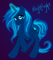OC - Nightlight by ClutterCluster