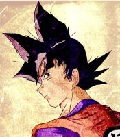 my goku my goku by EarthsSaviorSonGoku