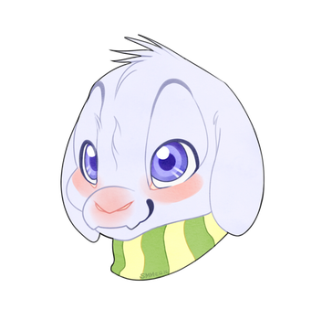 Asriel by Siimamon