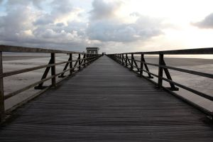 St. Peter-Ording Beach VI by puppeteerHH