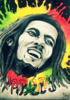 The Reggae King by MaddyPikachu