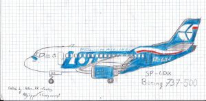 Collab: LOT Livery Concept by AltoShipper