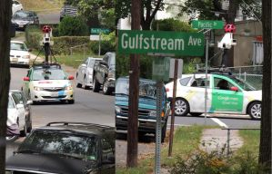 If you never seen one here is the Google maps car by PaulRokicki
