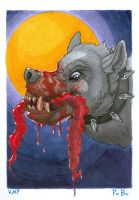 My Little Hellhound by PenningtonBeast