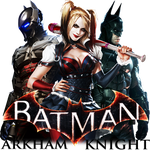 Batman Arkham Knight by RajivCR7