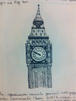 Big Ben theory)) by grayparker