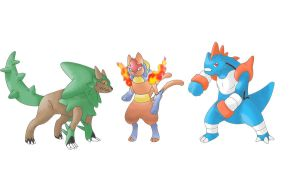 Starters Final by achamp001