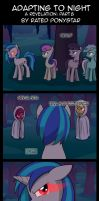 Adapting To Night: A Revelation - Part 8 by Rated-R-PonyStar