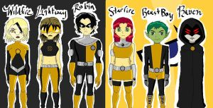 Slade's Army by deviant-comic-artist