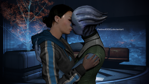 Missed Chances - Ashley/Liara by Padme4000