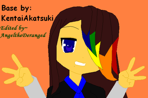 Meh Lucky Star OC Sachi 8D by AngeltheDeranged