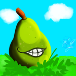 Just a Pear by Miranthia