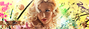 Christina Aguilera by DM-Zorck