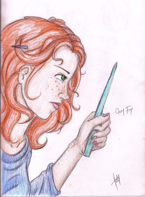 Clary by blindbandit5