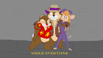 Smile everyone with Rescue Rangers by TomArmstrong20