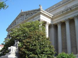 National Archives by recursiveLoop