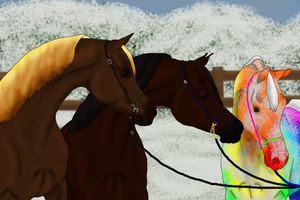 MWMS Arabs by AniaJag