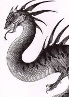 Glaurung the First Uruloki by verreaux
