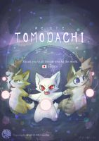 We are TOMODACHI by MU-works