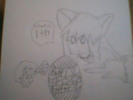 inuyasha easter thing owo by sarah00187